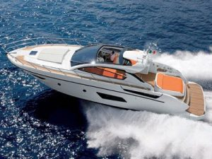 Yacht Charters Cancun Azimut 48 2014