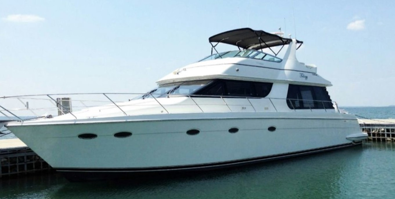 Yacht Charter in Cancun private Luxury charter carver