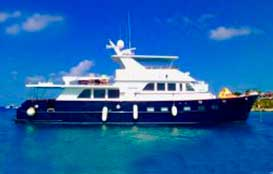 Yacht charters in Cancun luxury private charters in cancun isla mujeres puerto aventuras Cozumel fishing boat caribbean cruises fishing charter with fly deck bachelorette party holbox snorkel puerto morelos puerto aventuras cozumel fishing boat fishing 85 feet Grand Alaska