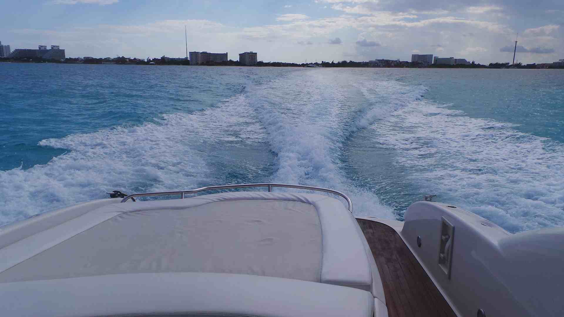 Yacht Charters in Cancun private Luxury fishing yacht charter in cancun sport fishing isla mujeres puerto morelos puerto aventuras cozumel fishing boat fishing charter fishing trip Caribbean Sessa 35 Feet