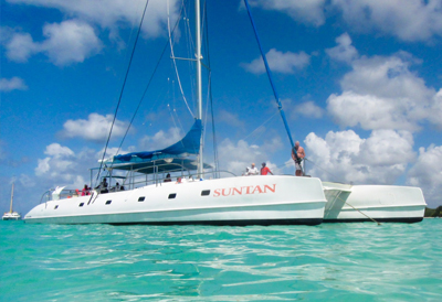 Catamarans charters in Cancun