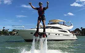 Yacht Rentals in Cancun flyboard puerto morelos isla mujeres cancun playa del carmen pueerto aventuras