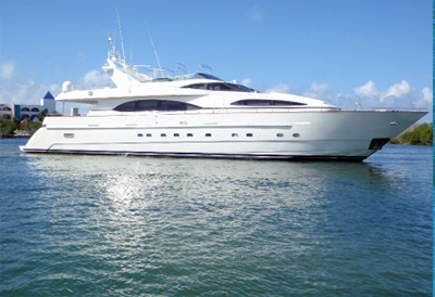 Yacht Charters in Cancun. private Luxury