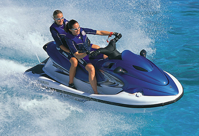 Yacht Chartes Cancun waverunners and watersports