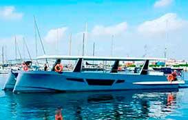 yacht charters in cancun, 55′ Cancun luxury catamaran, large yacht, megayacht, groups, charter, private, cancun, isla mujeres, luxury, catamaran