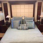 85 Azimut Yacht Charters cabin 3