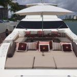 85 ft Azimut Yacht Charterts Cancun