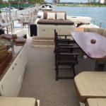 85 ft Azimut Yacht Charterts Cancun lady