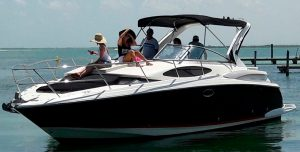 yacht charters in Cancun regal 34 feet