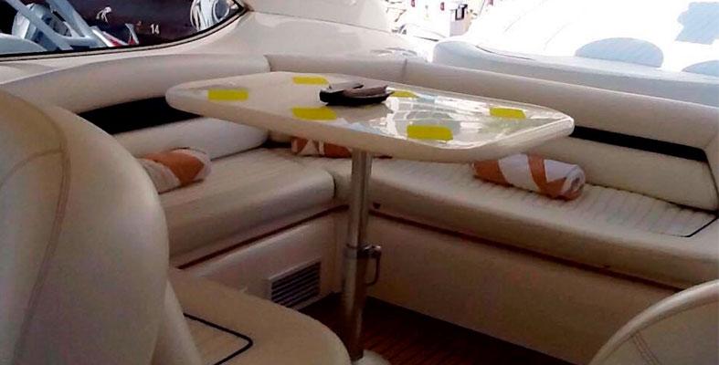 yacht rental cancun Sunseeker de 60 pies