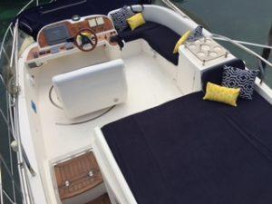 cancun yacht rentals sealine 45 flybridge