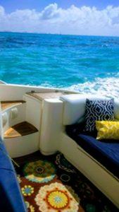cancun yacht rentals sealine 45 up